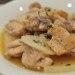 鶏肉と大根の洋風煮