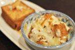 厚揚げのチーズ焼き