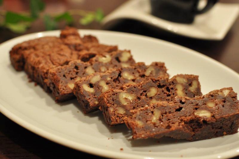 濃厚チョコレートブラウニー