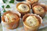 トースターで簡単ふわふわバナナマフィン