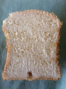 ホームベーカリーで生クリーム食パン