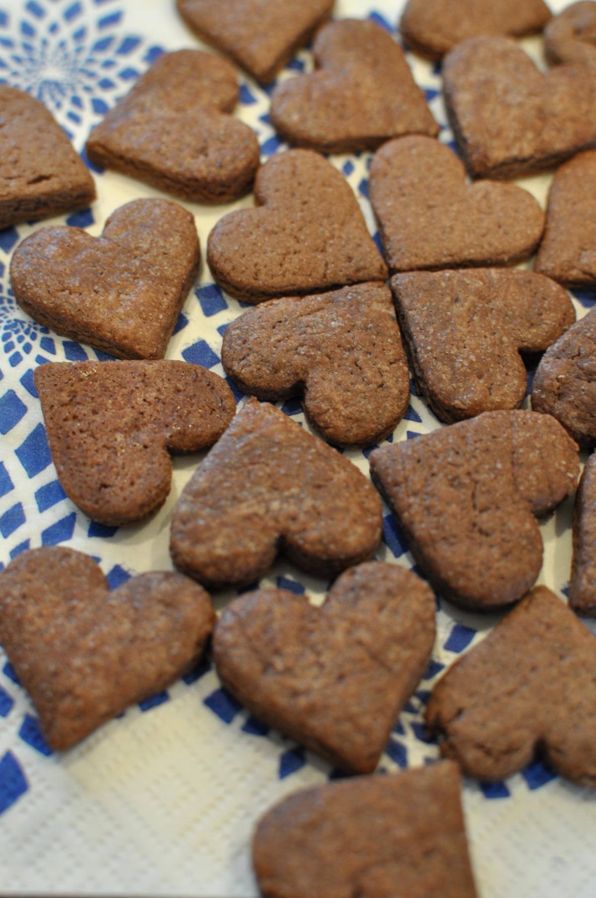 ミニココアクッキー