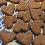 超簡単さくさくミニココアクッキー